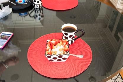 Cereal/dessert bowl